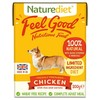 Naturediet Feel Good Wet Food for Adult Dogs (Chicken)