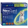 NexGard Spectra Chewable Tablets for Medium Dogs