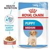 Royal Canin Medium Puppy Wet Dog Food in Gravy