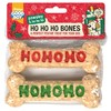Good Boy Christmas HoHoHo Bones (Pack of 2)
