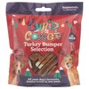 Rosewood Cupid & Comet Turkey Treats Bumper Selection Pack for Dogs 300g