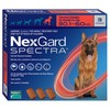 NexGard Spectra Chewable Tablets for Extra Large Dogs