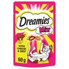 Dreamies Mix Flavoured Cat Treats with Beef & Cheese