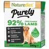 Naturediet Purely Wet Food for Dogs (Lamb)