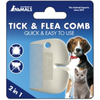 2 in 1 Flea and Tick Comb