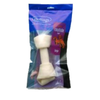 Hollings Rawhide Knot Dog Bone (Medium)