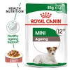 Royal Canin Mini Ageing 12+ Wet Dog Food in Gravy