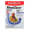 Bob Martin FleaClear Spot On for Medium Dogs