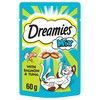 Dreamies Mix Flavoured Cat Treats with Salmon & Tuna 60g