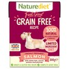 Naturediet Feel Good Grain Free Wet Food for Adult Dogs (Salmon)