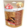8 in 1 Grills Bacon Style Dog Treats 80g