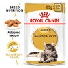 Royal Canin Maine Coon Pouches in Gravy Adult Cat Food