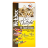 Webbox Cats Delight Mini Mix (Pack of 16)