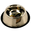 Stainless Steel Non Slip Spaniel 1 Lt. Water Food Bowl