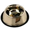 Stainless Steel Non Slip Spaniel 1 Lt. Water Food Bowl