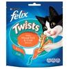 Felix Twists Cat Treats 50g (Crab and Mixed Fish)