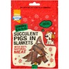 Pawsley & Ho Ho Ho Christmas Succulent Pigs in Blankets