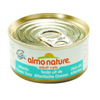 Almo Nature Cat Food with Atlantic Ocean Tuna (24 x 70g Tins)