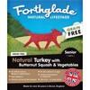 Forthglade Natural Grain Free Senior Dog Food (Turkey with Veg)