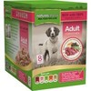 Natures Menu Adult Dog Food 8 x 300g Pouches (Beef with Tripe)