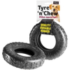 Tyre 'N' Chew Dog Toy