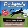 Forthglade Natural Lifestage Cat Food 12 x 90g (Turkey & Duck)