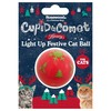 Rosewood Cupid & Comet Light Up Festive Cat Ball