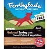 Forthglade Complete Meal Grain Free Dog Food (Turkey with Sweet Potato & Veg)