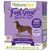 Naturediet Feel Good Wet Food for Adult Dogs (Turkey & Chicken)