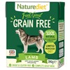 Naturediet Feel Good Grain Free Wet Food for Adult Dogs (Lamb)
