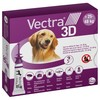 Vectra 3D Spot On for Large Dogs (3 Pack)