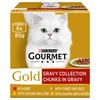 Purina Gourmet Gold Chunks in Gravy Wet Cat Food (Gravy Collection)