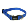 Canac Adjustable Dog Collar Blue