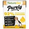 Naturediet Purely Wet Food for Dogs (Chicken)