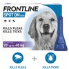 FRONTLINE Spot On Flea and Tick Treatment for Large Dogs