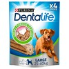 Purina Dentalife Dental Chews for Large Dogs