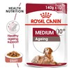 Royal Canin Medium Ageing 10+ Wet Dog Food in Gravy