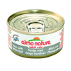 Almo Nature Cat Food with Tuna and White Bait (24 x 70g Tins)