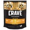 Crave Adult Dry Cat Food (Turkey & Chicken) 750g