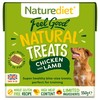 Naturediet Feel Good Natural Dog Treats (Chicken & Lamb) 150g