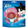 Felix Twists Cat Treats 50g (Duck and Liver)