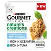 Purina Gourmet Nature's Creations Slow Cooked Mini Fillets (Fish)