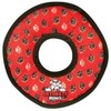 Tuffy Ultimate Ring Dog Toy - Red Paws