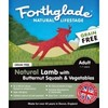 Forthglade Natural Grain Free Dog Food 7 x 395g (Lamb with Butternut Squash)