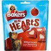 Bakers Mini Heart Dog Treats 98g