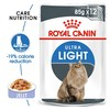 Royal Canin Ultra Light Care Pouches in Jelly Adult Cat Food