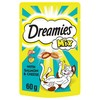 Dreamies Mix Flavoured Cat Treats with Salmon & Cheese