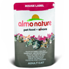 Almo Nature Rouge Label Tuna and Sole Fillet Cat Food (24 x 55g)