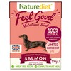 Naturediet Feel Good Wet Food for Adult Dogs (Salmon)
