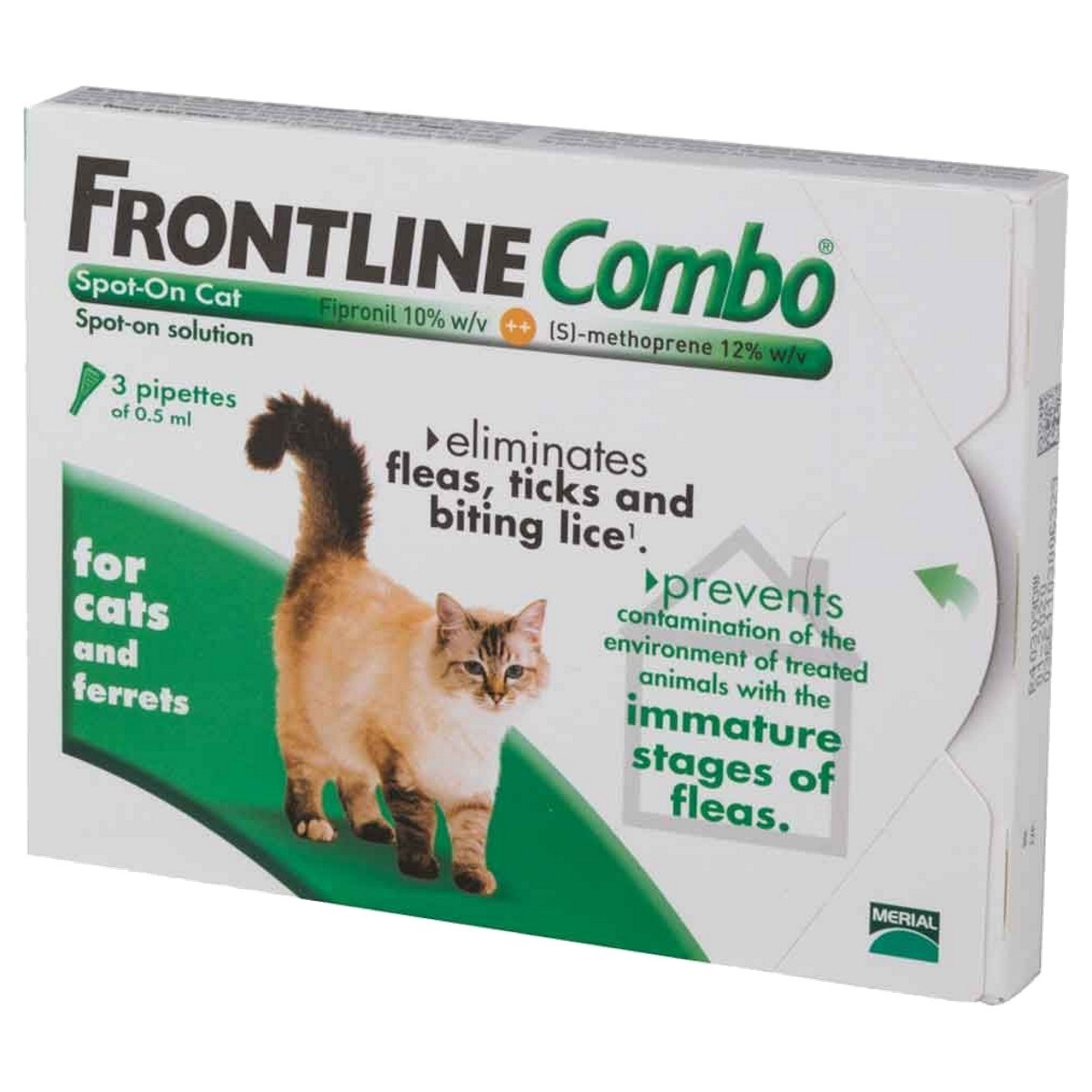Frontline Combo For Cats From 15 97